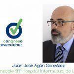 """Juan José Agun """"La prevención es una cuestión de voluntad"""""""