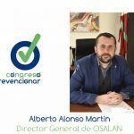 """Alonso Martín """"la prevención de riesgos laborales tiene un retorno económico"""""""