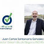 """Juan Carlos Santamaría """"Soñamos con una sociedad comprometida con la gestión de su salud"""""""