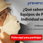 10 accesos gratuitos al Congreso Prevencionar 2017: Observatorio Equipos de Protección Individual