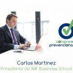 """Carlos Martínez """"Los Técnicos de PRL no están valorados"""""""