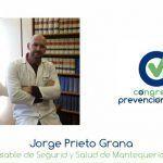 """Jorge Prieto """"Es muy importante la implicación de toda la plantilla en la gestión de la prevención"""""""