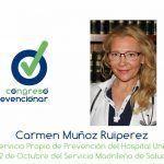 """Carmen Muñoz """"Nuestro SPP goza del mismo reconocimiento que otros departamentos del Hospital"""""""