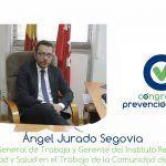 """Ángel Jurado Segovia """"El asesoramiento en materia preventiva debe ser más integral"""""""