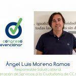 """Moreno Ramos """"La Salud Laboral en un contexto de precariedad de las relaciones laborales"""""""