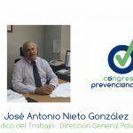 """José Antonio Nieto """"La PRL en la Policía Nacional comienza a dar sus frutos"""""""