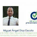 """Díaz Escoto: """"Gestionar adecuadamente las emociones puede ayudarnos a disfrutar de organizaciones mucho más saludables y productivas"""""""