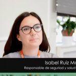 Entrevista a Isabel Ruiz Maldonado en el Congreso Prevencionar 2017