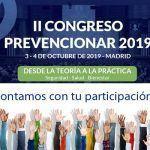Congreso Prevencionar 2019 – | Contamos con tu participación |