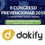Dokify patrocinador premium del II Congreso Prevencionar 2019