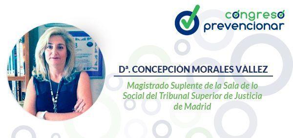 Dª Concepción Morales Valléz