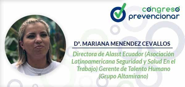 Mariana Menéndez Cevallos