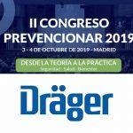 Dräger patrocinador del II Congreso Prevencionar 2019
