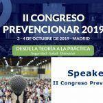 Conozca los primeros speakers del II Congreso Prevencionar