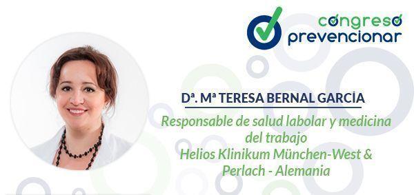 Mª Teresa Bernal