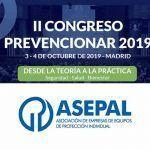 La Asociación de Empresas de Equipos de Protección Individual (ASEPAL) se suma al II Congreso Prevencionar