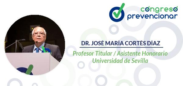 D. José María Cortés Díaz