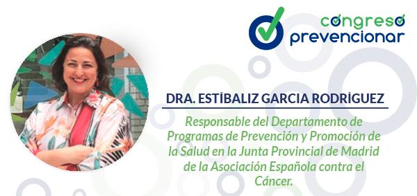 Dra. Estíbaliz García Rodríguez