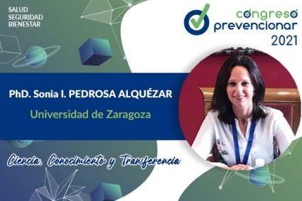 Sonia PEDROSA ALQUÉZAR