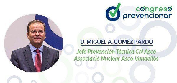 D. Miguel Angel Gómez Pardo
