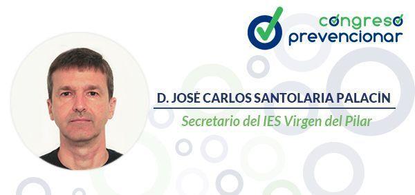 D. José Carlos Santolaria