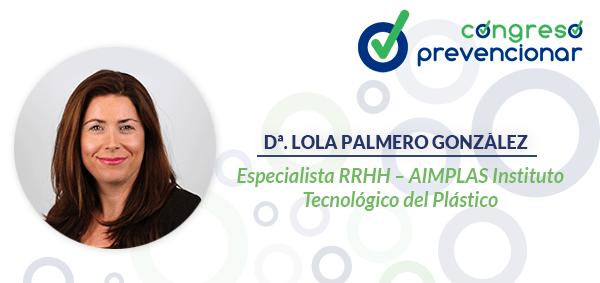 Dª. Lola Palmero Gonzalez